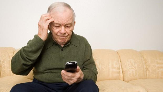 Cellulare per Anziani