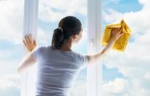 Vetri: puliti e brillanti sempre