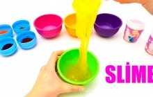 Slime fatto in casa [VIDEO]