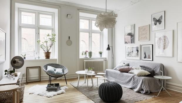 Nordico stile per arredare la casa blog agenzia stella for Arredamento nordico