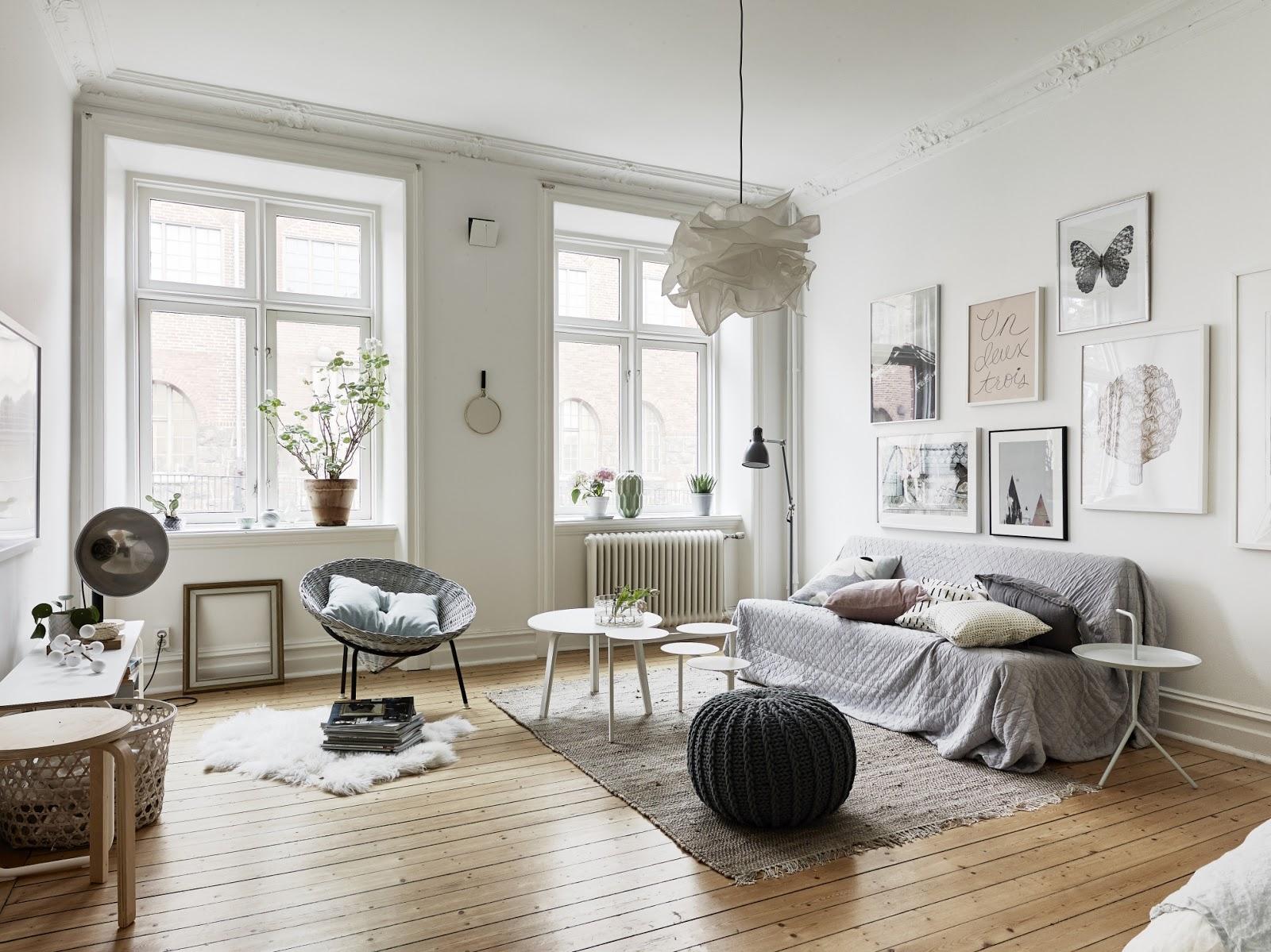 nordico: stile per arredare la casa - blog agenzia stella cadente - Arredamento Stile Nordico