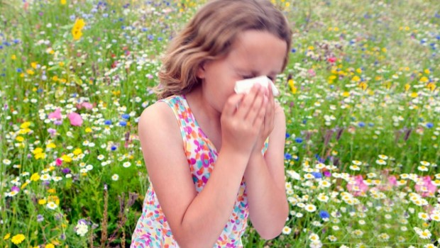 Allergia nei bambini