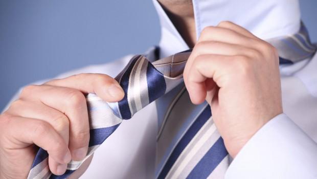 Cravatta: modi e usi