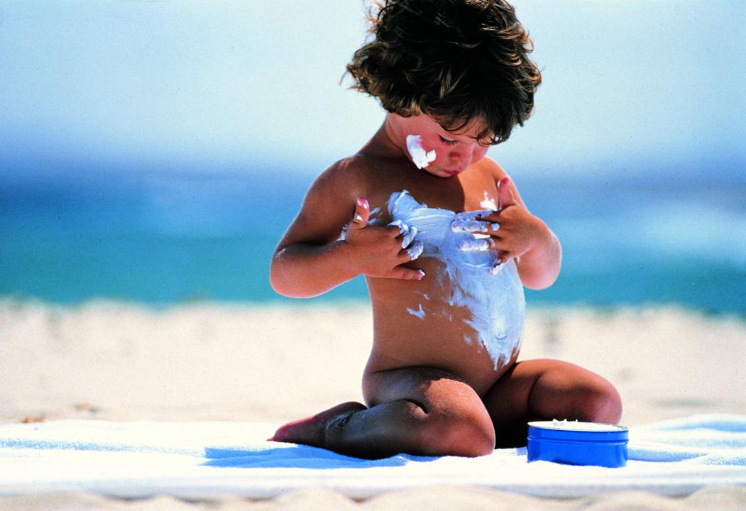 Crema solare per bambini blog agenzia stella cadente - Esposizione solare casa ...