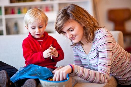 Kit per Babysitter: composizione