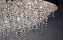 Lampadari in cristallo: pulirli