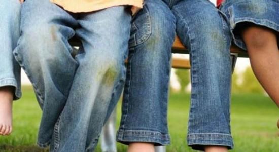 Macchie di erba: consigli utili