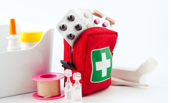 Farmaci: quali portare in vacanza