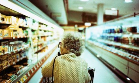 Malnutrizione negli anziani