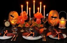 Tavola di Halloween: apparecchiarla