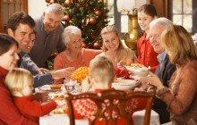 Natale in Tavola con gli Anziani