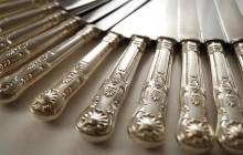 pulire l'argento con metodi BIO