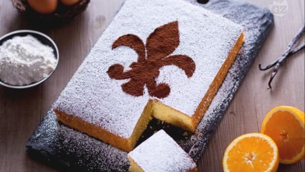 Schiacciata Fiorentina di Pasqua [Ricetta]